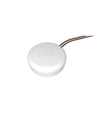 ホワイト NIVA ワイヤレスイヤフォンを見る