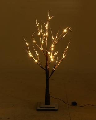 LEDスノーツリー ブラウン 90cmを見る