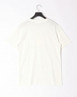 ホワイト circle logo t-shirtを見る
