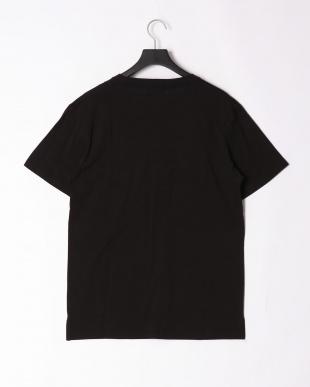 ブラック circle logo t-shirtを見る
