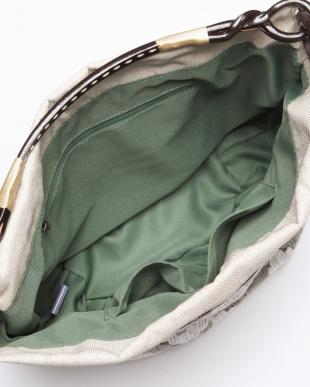グレー系 ウールコード刺しゅうバッグを見る