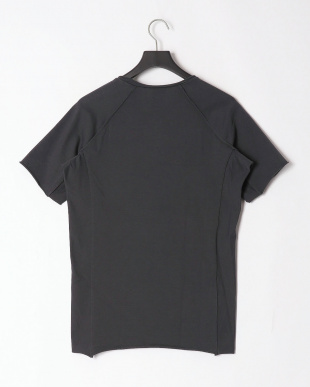 チャコール cotton jersey short sleeve t-shirtを見る