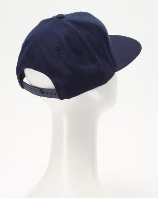 NVY  Quarter Snap Back Hatを見る