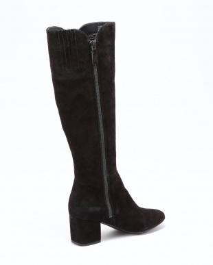 DENISE BOOT (55MM):BLACK SUEDEを見る