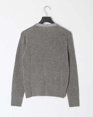 Dark Gray MENS CARDIGAN SWEATERを見る