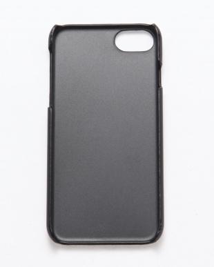 ブラック iPhone8・7・6S・6用背面ケース・エンブロイダリー/デジタルアクセサリーを見る