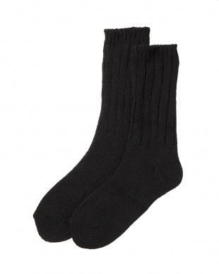ブラック シルク おやすみソックス(Sサイズ)2足セットを見る