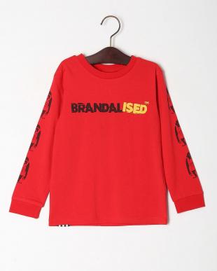 レッド Banksy グラフィティTシャツBを見る