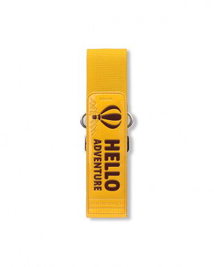 yellow HA LUGGAGE BELTを見る