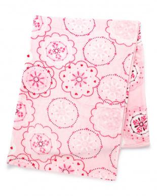 ピンク ショコリブ  ニューマイヤー毛布 シングル 140×200cmを見る
