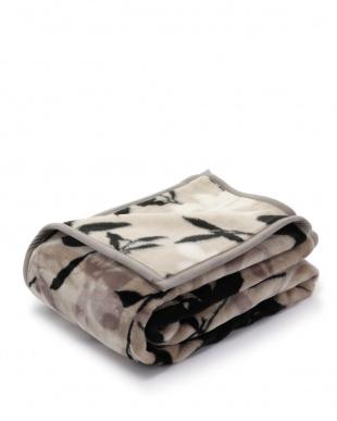 ブラウン 西川 リビング mee ME61 アクリルニューマイヤー毛布  シングル 140×200cmを見る