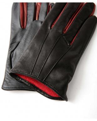 ブラック ALPO:別注short touch glove ナノ・ユニバースメンズ(バイイング)を見る