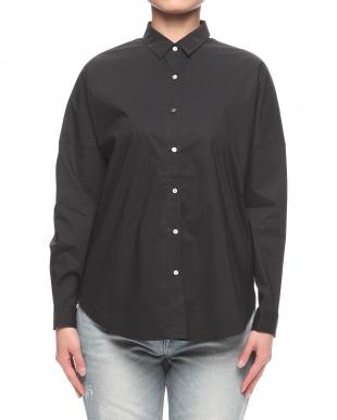 ブラック UPPER HIGHTS 長袖シャツを見る