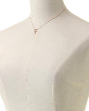 ピンクゴールド MISS H4H ネックレスを見る