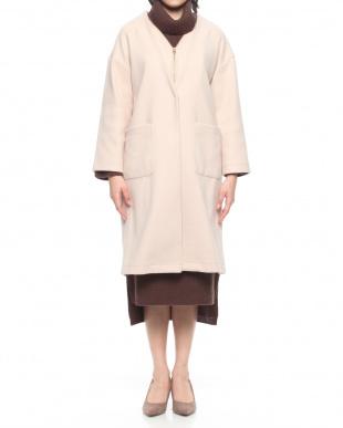 バニラ 2枚衿コートを見る