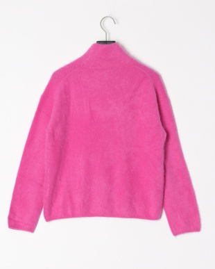 ピンク ニット・セーターを見る