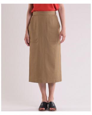 ブラック ベイカータイトスカート INEDを見る