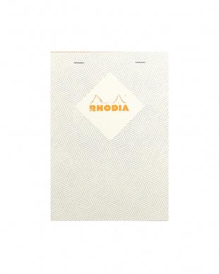 アイボリー/ブラック ロディア HERITAGEコレクション:No16ブロックメモ 4冊セットを見る