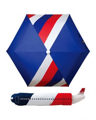 フランス  飛行機型 折り畳み傘を見る