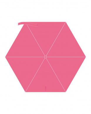 ピンク  ボトル型折り畳み傘 55cmを見る