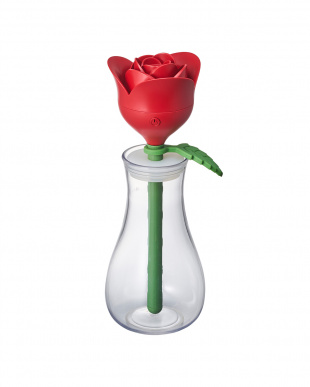 レッド スティック加湿器 バラを見る