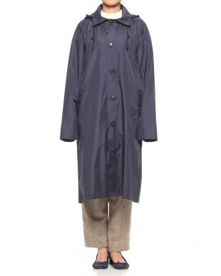 ネイビー (S)tobikanna rain goods LONG OUTERを見る