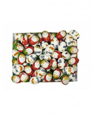 サンタ&スノーマンチョコ 徳用袋 2個セットを見る