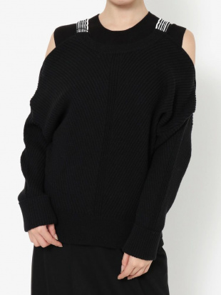 ブラック SHOULDERLESS LINE KT ELENDEEKを見る