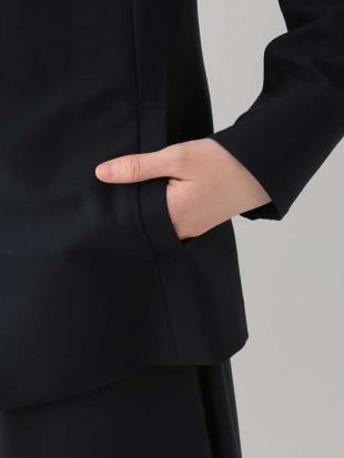 ネイビー 【洗える】【日本製】カラーレスジャケット GEORGES RECHを見る