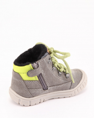 GREY/LIME GREEN  ANKLE BOOTSを見る