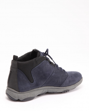 NAVY  ANKLE BOOTSを見る