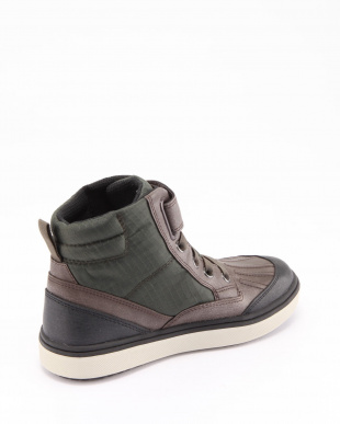 GREEN/BROWN  ANKLE BOOTSを見る
