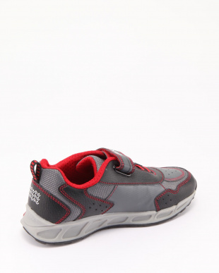 BLACK/RED  SNEAKERSを見る