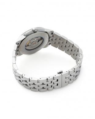 シルバー 腕時計 Infinite(インフィニート)  3針 シルバー×シルバーを見る