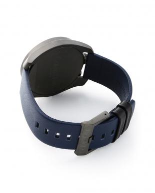 グレー 腕時計 Control(コントロール)  クロノグラフ グレー×ブルーを見る