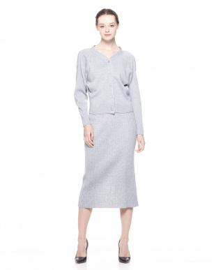 l.gray セットスタイル2WAYTOPS&スカートを見る