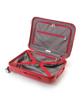 レッド OCTOLITE SPINNER 35L 4輪 スーツケースを見る