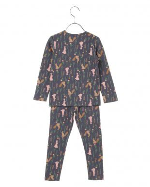 BLUE Pajama リラックスルームウェアを見る
