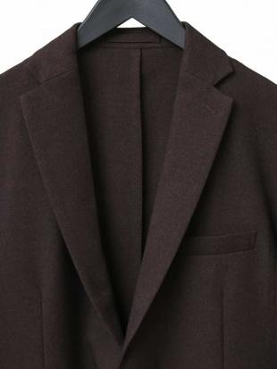 ブラウン 【セットアップアイテム】ストレッチテーラードジャケット a.v.v HOMMEを見る