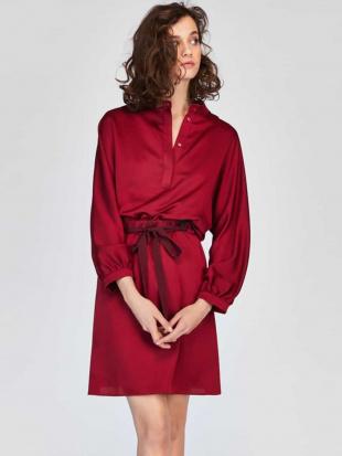 ネイビー ドルマンデザインドレス TARA JARMONを見る