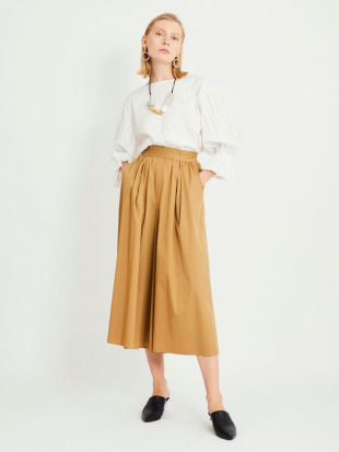 ホワイト PLEATS SLEEVE BL ELENDEEKを見る