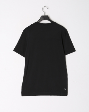 007_CK BLACK LOGO PANEL SS TEEを見る