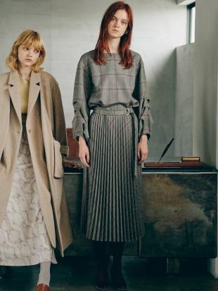 ミックス Classプリーツスカート LAGUNAMOONを見る