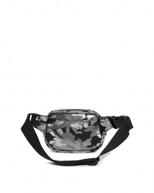 ブラック CROSBY METALLIC CAMO(ウエストポーチ) ステイトバッグズを見る