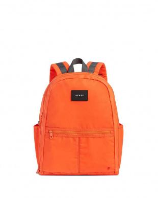 オレンジ BEDFORD ORANGE(バックパック) ステイトバッグズを見る