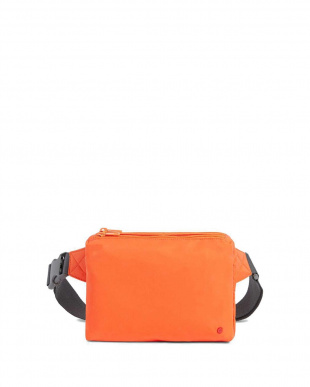 オレンジ WEBSTER FANNY PACK ORANGE(ボディバッグ) ステイトバッグズを見る
