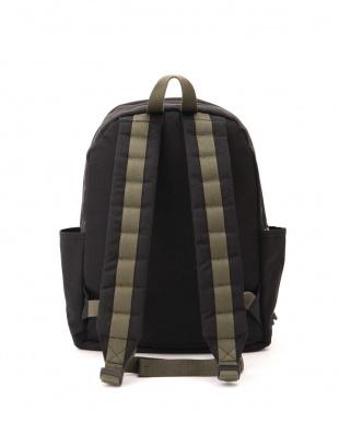 ブラック BEDFORD BLACK OLIVE BELT(バックパック) ステイトバッグズを見る