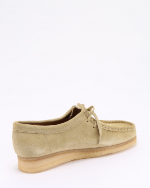 Maple Suede Wallabee.を見る