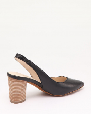 CADEE PUMP (85MM):BLACK LEATHEを見る
