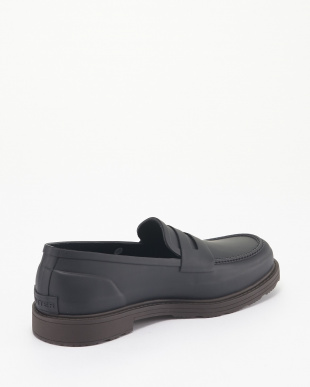 BLACK/BITTER CHOCOLATE MENS ORIGINAL PENNY LOAFERを見る